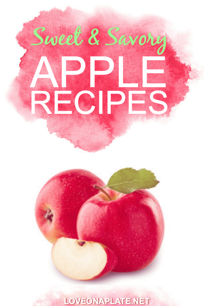 a collection of 20 amazing apple recipes